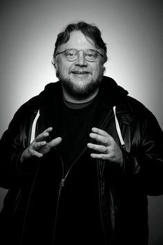 Happy Birthday Guillermo del Toro - October 9th
