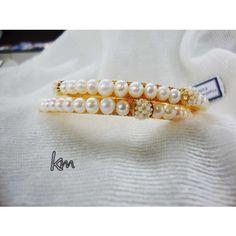 Pearl Designer Bangle - Online Shopping for Bracelets n Bangles by kalakari