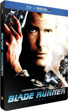 Blade Runner [Blu-ray + Copie digitale - Édition boîtier SteelBook]