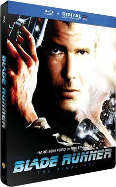 Blade Runner [Blu-ray + Copie digitale - Édition boîtier SteelBook]