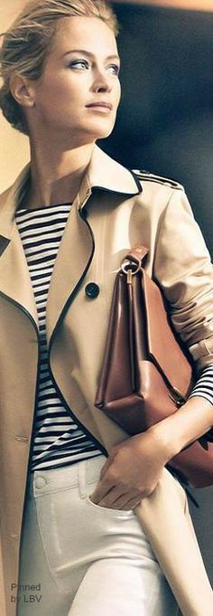trenchcoat and clutch forever Classy And Fabulous, Couture Dresses, Casual Chic, Work Wear, Style Me, Personal Style, Cool Outfits, Winter Fashion, Street Style
