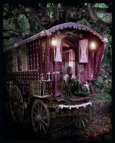 Another gypsy caravan