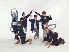 BTS on Weekly Idol
