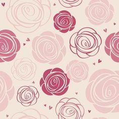 Papel de Parede Autocolante Floral 151642877 » Papel de Parede Floral