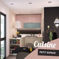 Inspirez Vous Avec Nos Cuisines Petits Espaces !