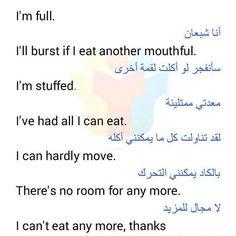 Learning Arabic MSA (#FabienneM) English Language Course, English Language Learning, English Vocabulary, English Grammar, Arabic Phrases, Conversational English, Arabic Language, Learning Arabic, French Lessons