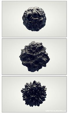 #Foulproof #EnjoyTheElements #Inspiration #Forms #Shapes #3D #Polygon #NickCampbell