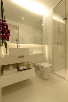 Banheiro do Villa Varanda São Judas