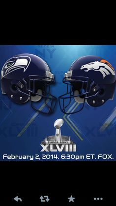 The Super Bowl match-up