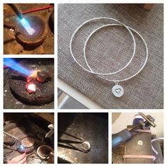 The journey of a Valentine  #heart #bangles #Sterling #silver #gift #jewelry #Wholesale