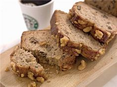 Starbucks Banana Bread recipe served at Downtown Disney in Disney World