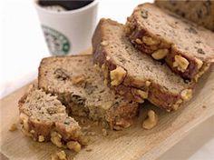 Starbucks Banana Bread recipe served at Downtown Disney in Disney World