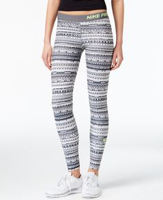 Nike Pro Print Dri-fit Leggings