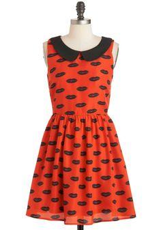 ModCloth First Kiss Dress