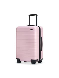 Luggage is the best think in travel. I have used many travel luggage some of good and some of comfortable and some of are not comfortable. Now I share some best travel luggage for travler. Pink Luggage, Cute Luggage, Cabin Luggage, Luggage Sets, Best Carry On Luggage, Carry On Suitcase, Carry On Bag, Travel Bags Carry On, Luggage Reviews