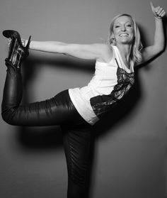 Ihr zweistündiges Soloprogramm bewältigen Sie auf 13 Zentimeter hohen High Heels. Wie fühlen sich Ihre Füße danach an?