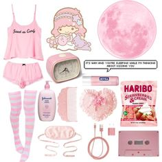 Die for those pjs Pastel Goth Fashion, Kawaii Fashion, Cute Fashion, Fashion Styles, Pastell Goth Outfits, Doll Style, Ddlg Outfits, Looks Kawaii, Ddlg Little