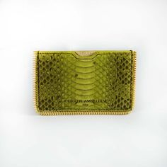 Porte Carte python by Coralie Assellem from the spring/summer 15 collection exclusively on betosee.com HAVE A LOOK : http://www.betosee.com/product/29565/45196 #trends #SS15 #accessories #wallet