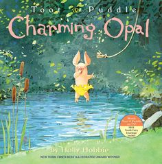 Toot and Puddle - 'Charming Opal' by Holly Hobbie
