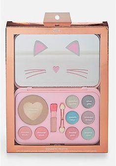 Shop our Unicorn Lip Gloss Set. Makeup Kit For Kids, Kids Makeup, Cute Makeup, Justice Makeup, Baby Alive Doll Clothes, Justice Accessories, Unicorn Fashion, Baby Doll Accessories, Nails For Kids