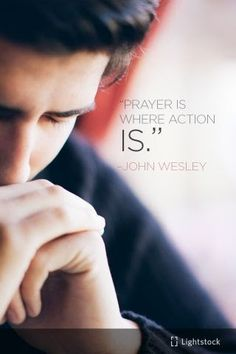 """""""Payer is where action is."""" - John Wesley"""