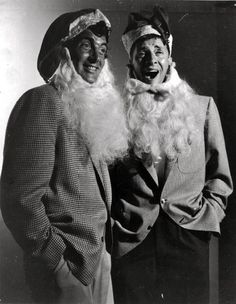 Martin and Lewis, Colgate Comedy Hour Christmas show