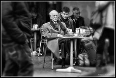 Cafe Zurich by Eugeni R. Montanuy Photography
