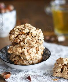 Biscuits aux noisettes, spécialité du Piémont... Pas si moches et + que bons !