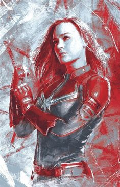 Your guest will marvel at this Avengers Captain Marvel canvas wall art. Ms Marvel, Marvel Avengers, Marvel Comics, Avengers Film, Poster Marvel, Marvel News, Nightwing, Batwoman, Character Drawing