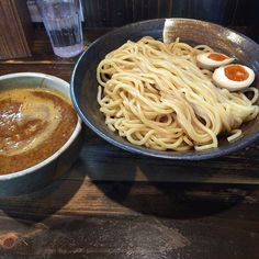 Noodle day Sundays ;) #japan #japanlife #japanesefood #tokyo #tokyolife #foodporn #ramen #tsukemen #weekend #happy #sundays #enjoy #goodlife #instagood #instafood by keiueno123