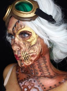 Day 20 of Mehron's 31 Days of Halloween...check out our website for more detailz!!! #Mehron #Makeup #StageAndScreen Visit Stage & Screen for all your Mehron product needs! Visit our website! http://stageandscreencostumes.com/products/make-up-costume-accessories/