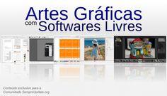 Curso online Artes Gráficas com Softwares Livres – Apresentação e Ementa