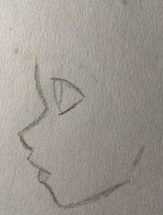 Tips And Techniques For drawing tips . Tips And Techniques For drawing tips - Art Drawings Sketches Simple, Pencil Art Drawings, Cool Drawings, Drawings Of People Easy, Sketches Of Faces, Simple Disney Drawings, Easy Sketches To Draw, How To Sketch, How To Draw People