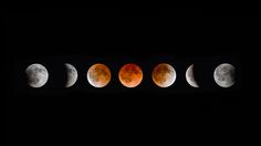 Full Lunar Eclipse by Cody Limber on 500px