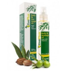 Body massage oil 125ml. With only real natural ingredients