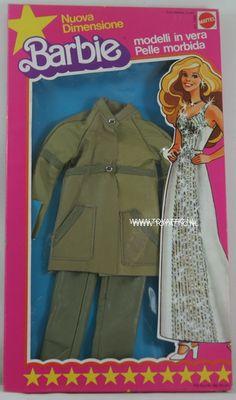 Barbie Super Star Superstar SUPERSIZE Fashion Italian Version 4 from 1977 | eBay