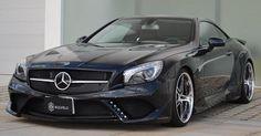Vitt Performance Mercedes SL Squalo