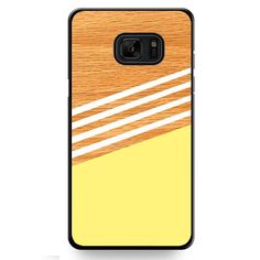 Wood Color TATUM-12038 Samsung Phonecase Cover For Samsung Galaxy Note 7