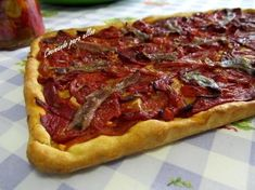 Quiches, Spanish Kitchen, Good Food, Yummy Food, Mediterranean Recipes, Sweet And Salty, Fajitas, Vegetable Pizza, Catering