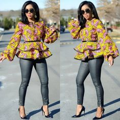 Of course, we know the beauty in Ankara can never be overestimated.Ever come across those wonderful trending Ankara styles? One thing is certain, and that is Ankara is really refined and artistic in designs and styles. After you have seen pictures below, you would be convinced that...