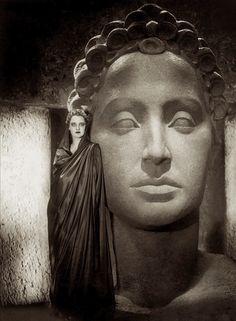 Brigitte Helm as Antinea in L'Atlantide -directed by Georg Wilhelm Pabst, 1932 American Actors, American History, Metropolis 1927, Fred Astaire, Silent Film, Michael Fassbender, Jared Leto, Female Portrait, Mythology
