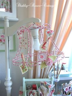 Shabby-Roses-Cottage: From trash to treasure