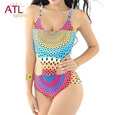 Aliexpress.com : Buy Maillot Retro Hot Geometric Ladies One Piece Swimsuit Women Monokini 2016 Sexy Bathing Suit Beach Wear Push Up Swimwear Female from Reliable suit cars suppliers on Angel's True Love