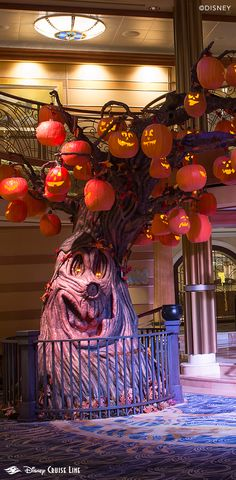 Discover treats, tricks, magical mischief and spooky surroundings as you celebrate Halloween on the High Seas! This new experience is available on most itineraries departing late September through Halloween. Click to learn more about Halloween on the High Seas cruises.