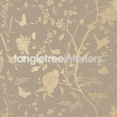 Liang wallpaper from Thibaut