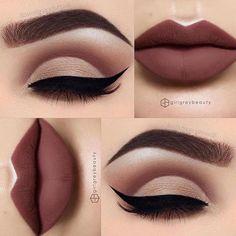 Collage Eyes- @swetlanapetuhova Lips- @girlgreybeauty
