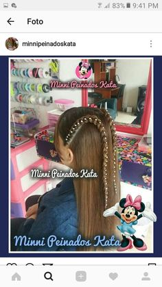Different Hairstyles, Braids, Hair Styles, Beauty, Color, Braids For Long Hair, Braided Updo, Easy Hair, Cute Hairstyles