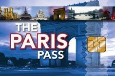 Paris Pass, not to be confused with the Paris Museum Pass.  This includes everything in the museum pass, but also some other stuff that I frankly am not interested in. So, I'm thinking I don't want to do this one, but it's nice for anyone who wants to go on a river cruise or bus tour.