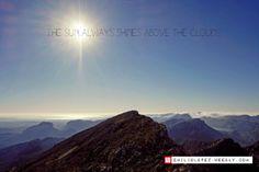 Mallorca island Tramontana mountain range...