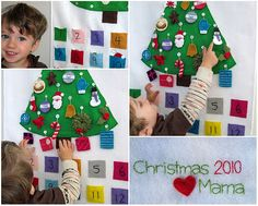 10 Fabulous Homemade Advent Calendars! - The Imagination Tree